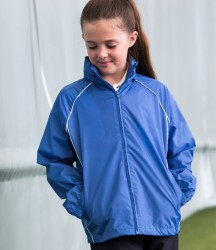 Finden & Hales Kids Showerproof Training Jacket image