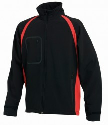 Image 3 of Finden and Hales Team Soft Shell Jacket