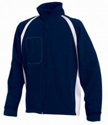 Image 2 of Finden and Hales Team Soft Shell Jacket