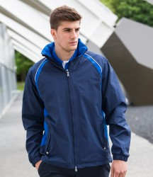 Finden & Hales Lightweight Lined Waterproof Jacket image