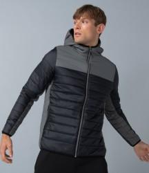 Finden and Hales Contrast Padded Jacket image