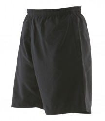 Image 2 of Finden and Hales Microfibre Shorts