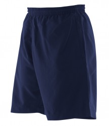 Image 3 of Finden and Hales Ladies Microfibre Shorts