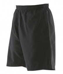 Image 3 of Finden and Hales Kids Plain Microfibre Shorts