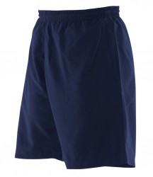 Image 2 of Finden and Hales Kids Plain Microfibre Shorts