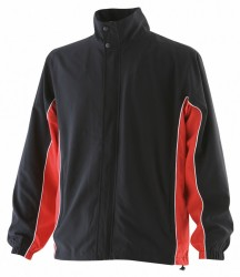 Image 2 of Finden and Hales Contrast Track Top