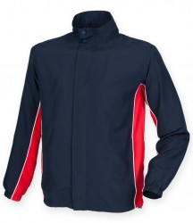 Image 3 of Finden and Hales Contrast Track Top