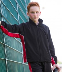 Finden and Hales Kids Contrast Track Top image