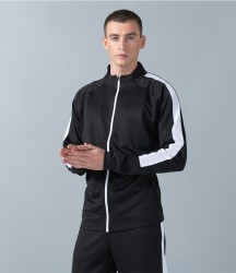 Finden and Hales Knitted Tracksuit Top image