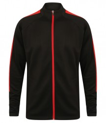 Image 4 of Finden and Hales Knitted Tracksuit Top