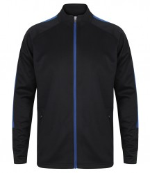 Image 7 of Finden and Hales Knitted Tracksuit Top