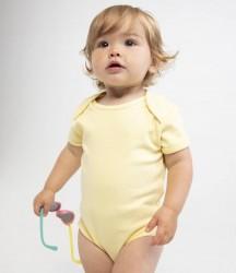 Larkwood Essential Short Sleeve Baby Bodysuit image