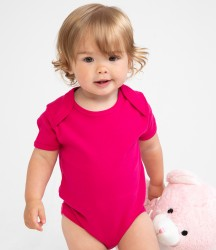 Larkwood Short Sleeve Baby Bodysuit image