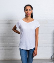 Mantis Ladies Organic Loose Fit Slub T-Shirt image
