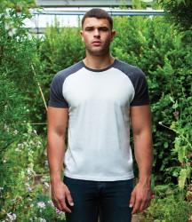 Superstar by Mantis Contrast Baseball T-Shirt image