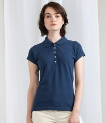 Superstar by Mantis Ladies Piqué Polo Shirt image