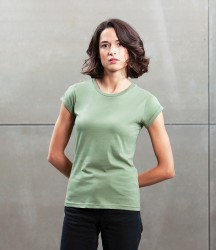 Mantis Ladies Roll Sleeve T-Shirt image