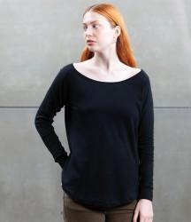 Mantis Ladies Loose Fit Long Sleeve T-Shirt image
