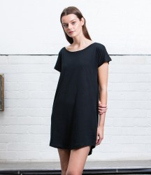 Mantis Ladies Loose Fit T-Shirt Dress image