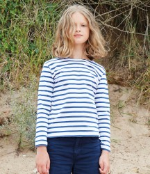 Mantis Kids Breton Long Sleeve T-Shirt image