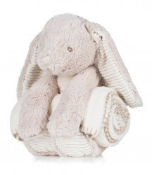 Mumbles Rabbit and Blanket Set image