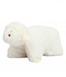 Mumbles Zippie Lamb Cushion image