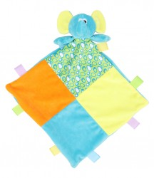 Mumbles Comforter with Rattle image
