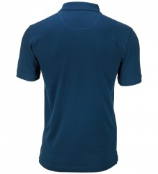 Image 2 of Harvard stretch deluxe polo shirt