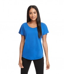 Next Level Ladies Ideal Dolman T-Shirt image