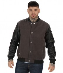 Regatta Originals Corner House Contrast Bomber Jacket image