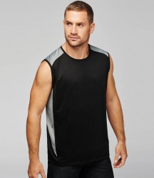 Proact Contrast Performance Tank Top image