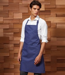 Premier 'Colours' Bib Apron with Pocket image