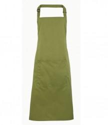 Image 34 of Premier 'Colours' Bib Apron with Pocket