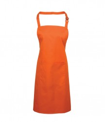 Image 35 of Premier 'Colours' Bib Apron with Pocket