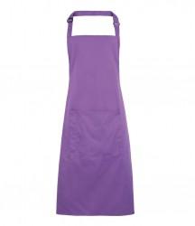 Image 39 of Premier 'Colours' Bib Apron with Pocket