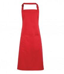 Image 4 of Premier 'Colours' Bib Apron with Pocket