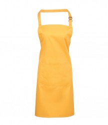 Image 5 of Premier 'Colours' Bib Apron with Pocket