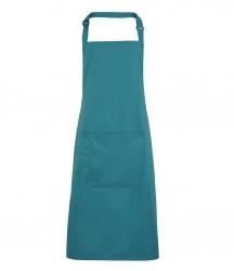 Image 6 of Premier 'Colours' Bib Apron with Pocket