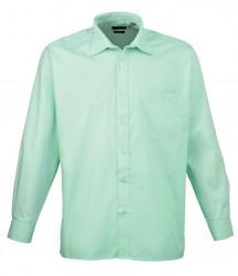 Premier Long Sleeve Poplin Shirt image