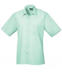 Premier Short Sleeve Poplin Shirt image