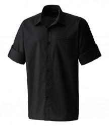 Premier 'Roll Sleeve' Poplin Shirt image