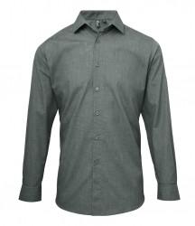 Premier Cross-Dye Roll Sleeve Shirt image