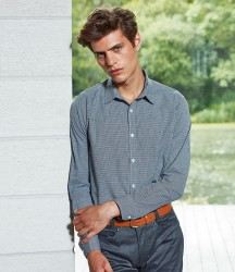 Premier Gingham Long Sleeve Shirt image
