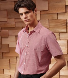 Premier Gingham Short Sleeve Shirt image