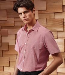 Premier Gingham Short Sleeve Shirt image