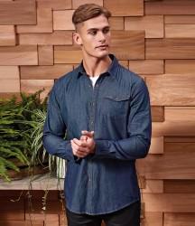 Premier Jeans Stitch Denim Shirt image