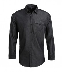 Premier Jeans Stitch Denim Shirt image