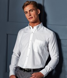 Premier Signature Long Sleeve Oxford Shirt image