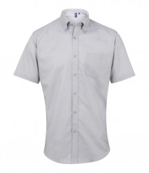 Premier Signature Short Sleeve Oxford Shirt image