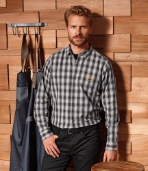 Premier Mulligan Check Long Sleeve Shirt image